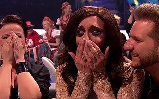 Wurst: Tränen nach Song Contest-Triumph