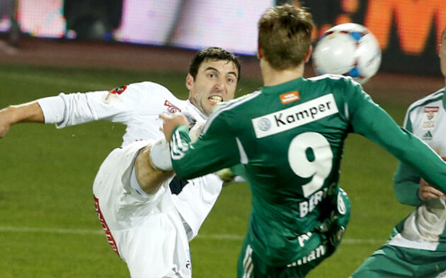 Bundesliga (18. Runde): Rapid - WAC