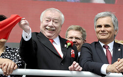 SPÖ: Wahlkampftöne bei Maiaufmarsch