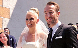 Manuel Ortlechner hat geheiratet