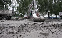 Hochwasser-Flutung in Eferding war Absicht