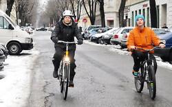 Heuer weniger Radler in Wien