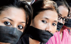 Indien: Alle 21 Minuten eine Vergewaltigung