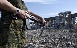 Austro-Offizier als Beobachter in Ukraine