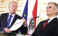 Polit-Bombe: SPÖ will Neuwahlen