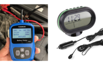 Autobatterie-Tester - Vergleich