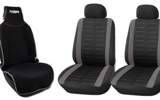 Autositzbezüge Vergleich & Test