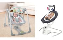 Babyschaukel Vergleich & Tests