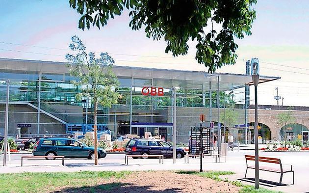 Baden Bahnhof