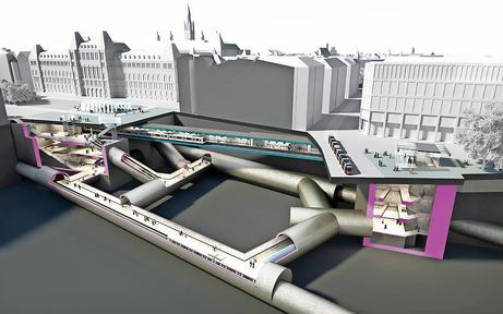 Baustart für U-Bahn: Warnung vor Mega-Staus in Wien