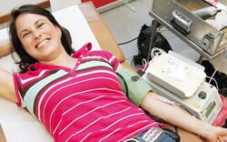 Blutspenden sind im Sommer Mangelware