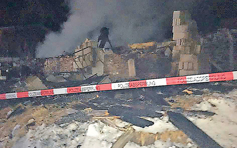86-jähriger Mann bei Brand umgekommen