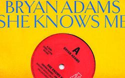 """""""She Knows Me"""" ist die erste Single aus dem brandneuen Album """"Tracks Of My Tears""""."""