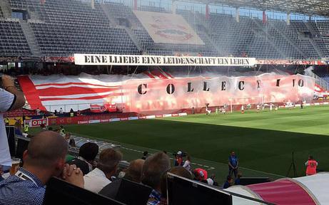 Die Fußballwelt lacht über die Bullen-Fans
