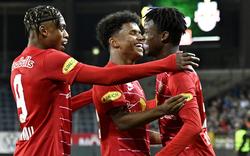 3:0 - Salzburg stürmt ins Cup-Viertelfinale