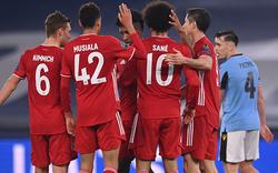 FC Bayern siegt souverän bei Lazio Rom