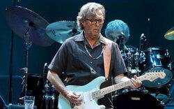 Eric Clapton holt Konzert nach