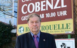 """Cobenzl-Chef: """"Freiwillig gehe ich nicht raus"""""""