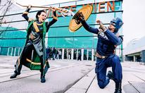 Comic Con: Topstars & Kreischalarm um Lochis