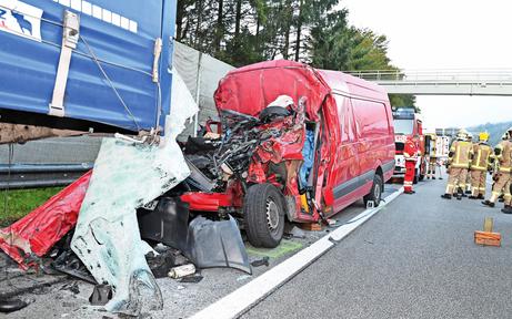 Drama: Todes-Crash bei Grenzkontrolle