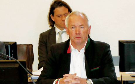 BZÖ-Prozess: Dörfler legte Geständnis ab