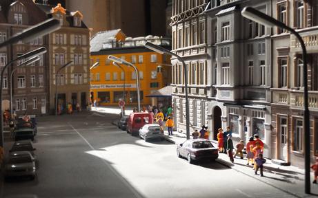 Warten aufs Christkind in Mini-Tirol
