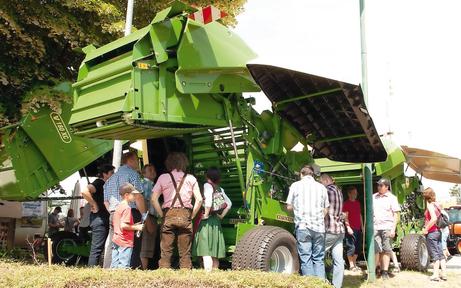 Wieselburger Messe und größtes Volksfest