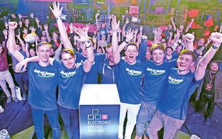 6.000 Fans bei eSport-Fest