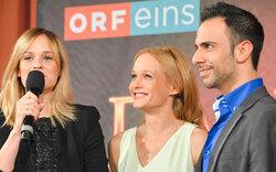 Das doppelte Lottchen im ORF-Ballroom