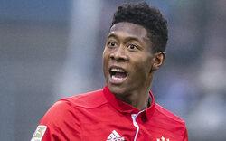 Alarm um Bayern-Star Alaba