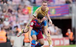 """Barca siegt mit """"Joker"""" Demir"""