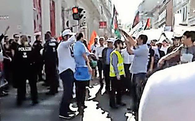 Demo Al Quds Tag