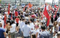 Demo gegen Erdogan legt heute Wien lahm