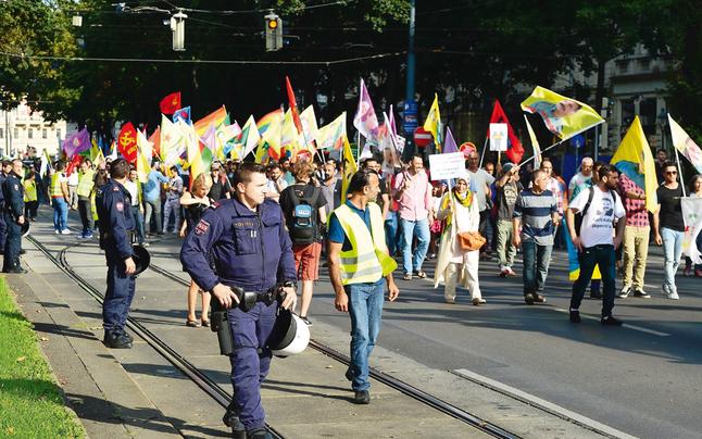 Petition für Demo-Verbot in der City