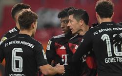 1:0! Bayern mit Pflichtsieg gegen Augsburg