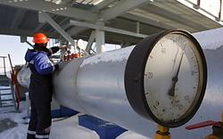 Gas-Rahmenvertrag zwischen Russland und China