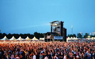 Heute startet Mega-Festival