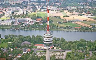Komplett-Umbau für Wiener Donauturm