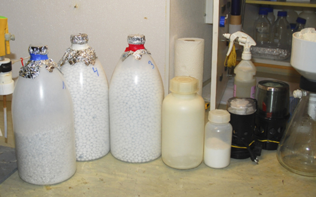 Größtes Drogenlabor Österreichs entdeckt