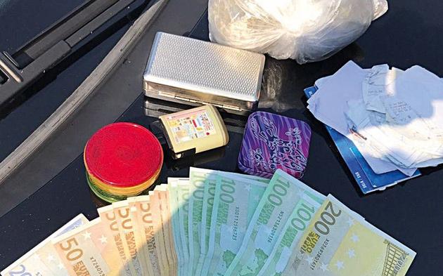 Drogen Dealer Geld