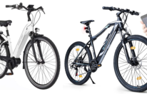 E-Bike Damen Vergleich & Tests