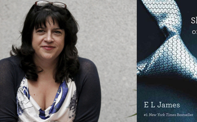 Fifty Shades of Grey - E. L. James