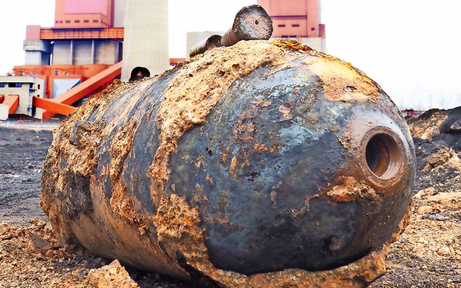Tulln: Scharfe Bombe bei Kraftwerk