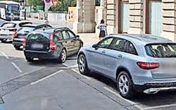 Eklat um Hebeins Büro: Parkplätze für private Party-Zone gekillt