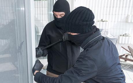 Einbrüche: Täter in Untersuchungshaft