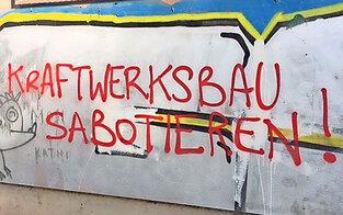 Anschlagsserie auf die Energie Steiermark