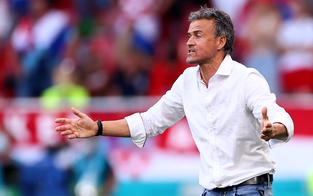 Enriques Spanien-Kader ohne Olympia-Helden