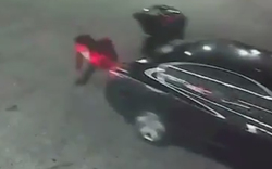 Entführungsopfer rettet sich durch Sprung aus Kofferraum