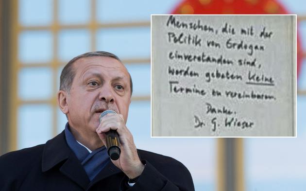 Erdogan Zahnarzt