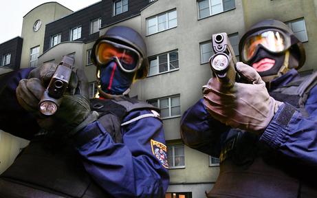 Ermittlungen: Tödlicher Schuss in Wien-Hietzing wirft Fragen auf